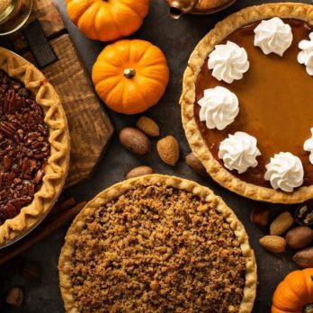 The Most Popular Thanksgiving Pie in Your State