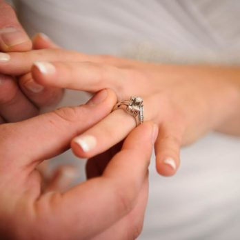 This Is Why We Wear Wedding Rings on the Fourth Finger