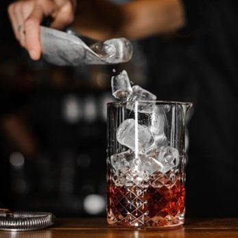 Why You Should Think Twice About Ordering a Drink Over Ice
