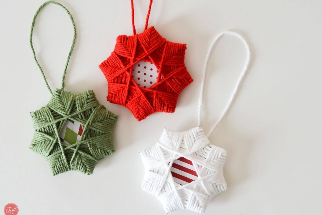 Diy christmas ornaments to hang on your tree reader 39 s digest for Easy christmas decorations to make at home