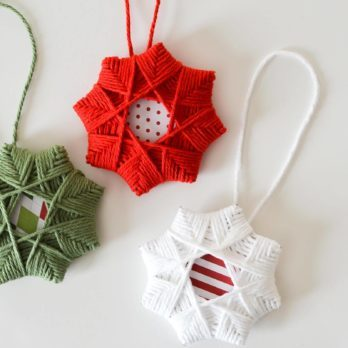 8 DIY Christmas Ornaments You'll Be Proud to Hang on Your Tree