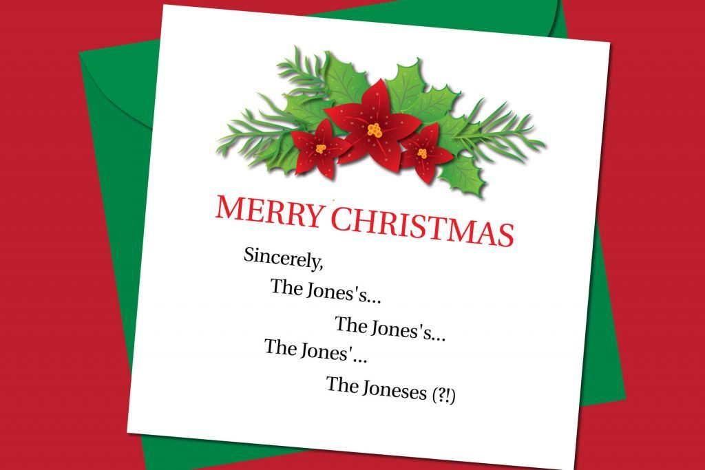 3 Common Holiday Card Grammar Mistakes to Avoid | Reader\'s Digest
