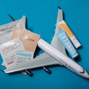 10 TSA-Approved Beauty Treatments for Your Next Flight