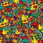 There Is One Doll Hidden in This Sea of Christmas Toys. Can You Find It?