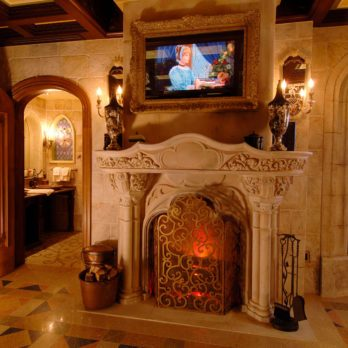 Go Inside the Secret Hotel Suite Hidden Inside Disney's Cinderella Castle