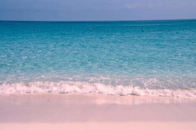 Harbour Island Bahamas Pink Sand Beach