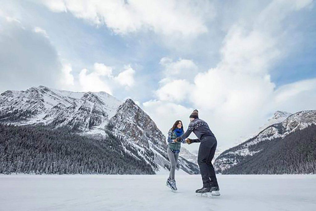 Natural Ice Skating Rinks Around the World