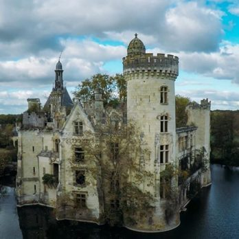You Can Become the Co-Owner of a French Castle for Just 61 Bucks