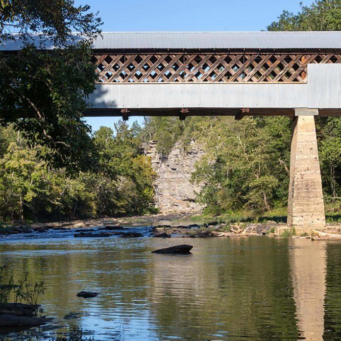 14 of America's Most Beautiful Lesser-Known Bridges