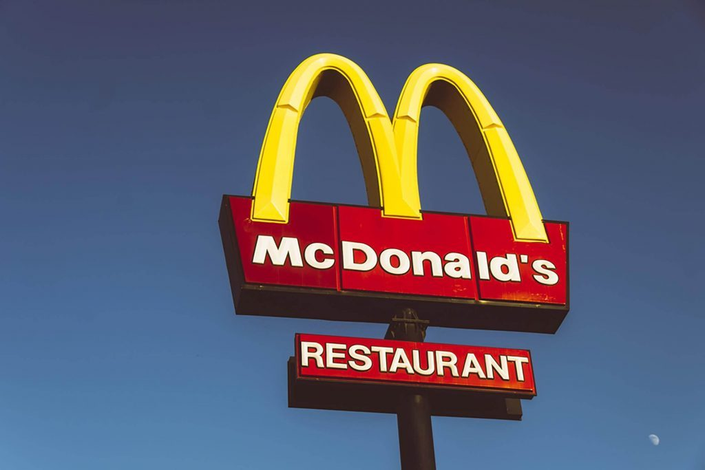 The Scandalous Hidden Meaning Behind Mcdonald S Golden Arches