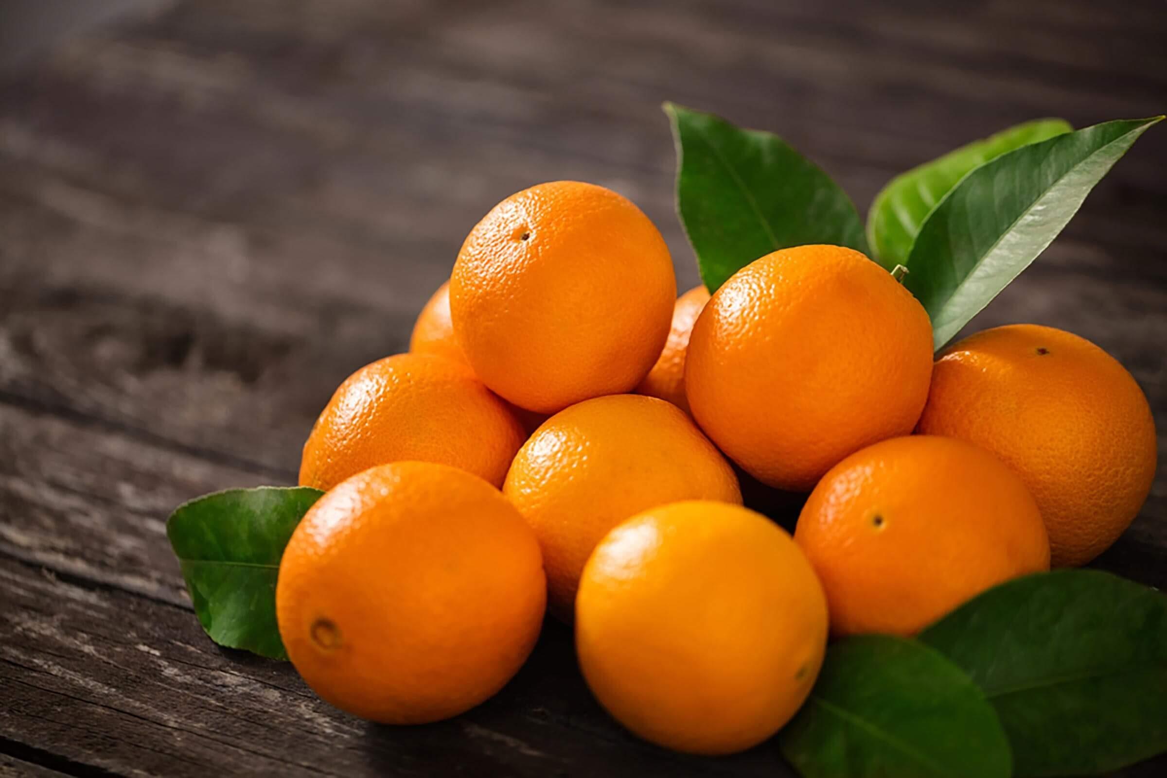 Food Color Make Orange