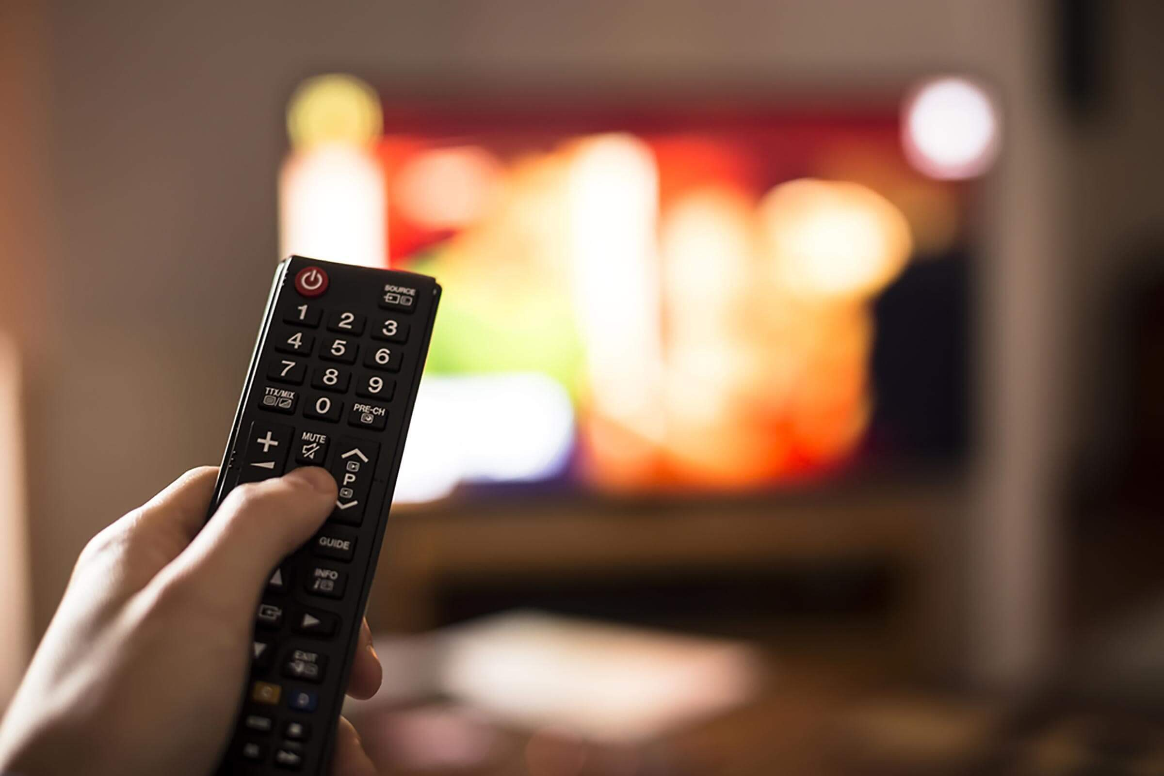 via0.com - The Germy Facts About Your TV Remote