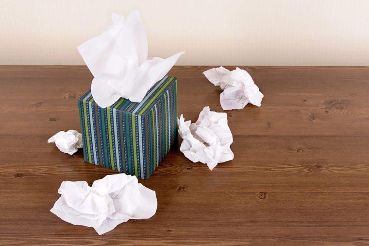 Tissue-box