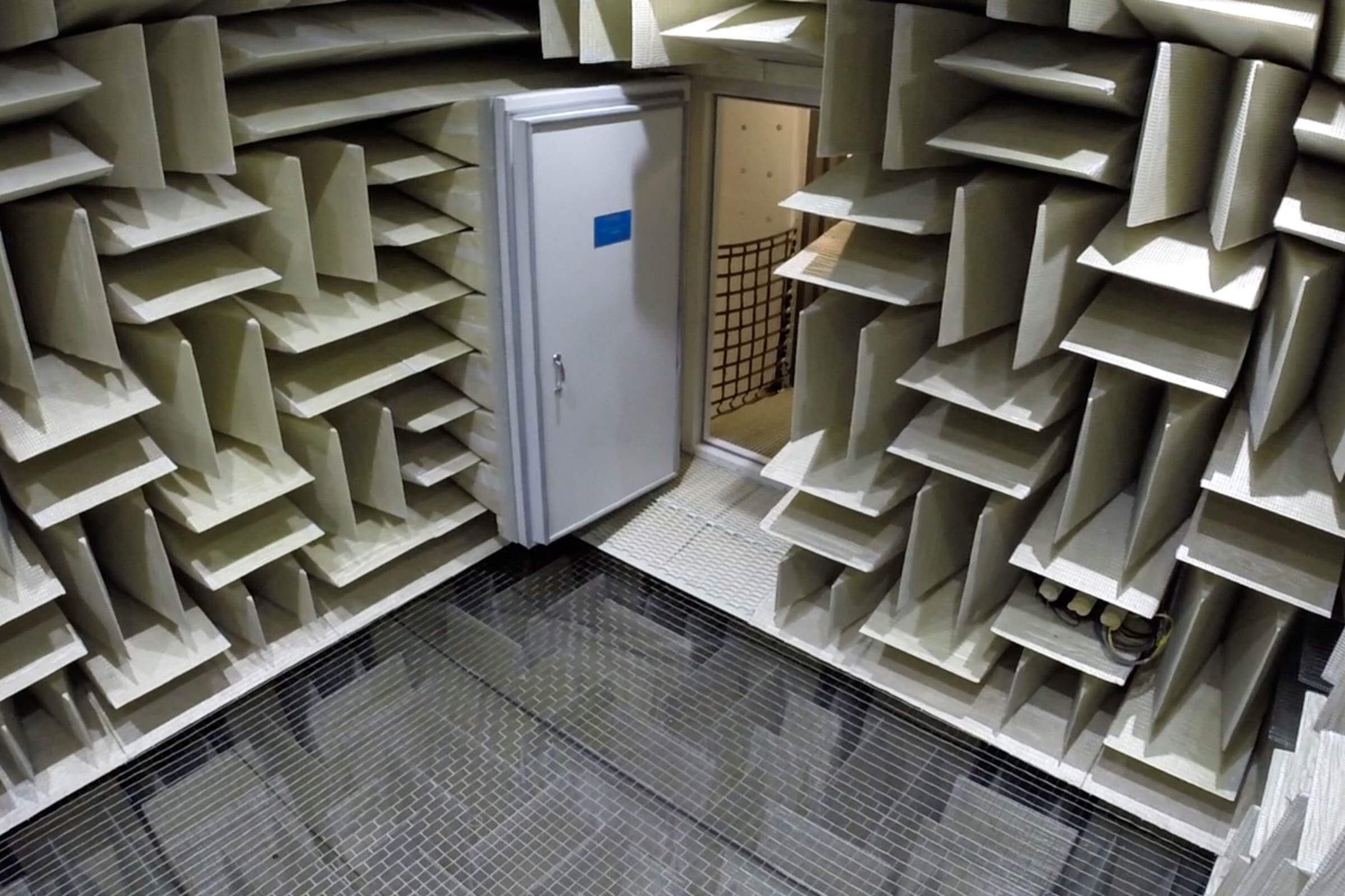 This Chamber Is the Quietest Place on Earth