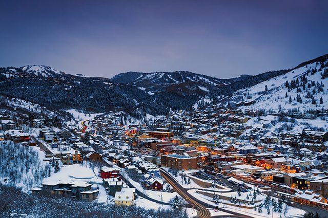 Park-city-Utah