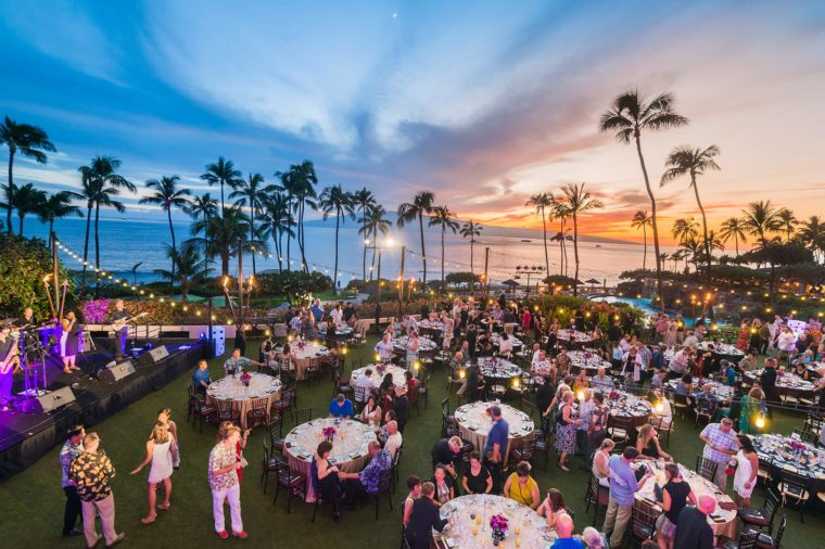 Image result for launch event hawaii food & wine festival