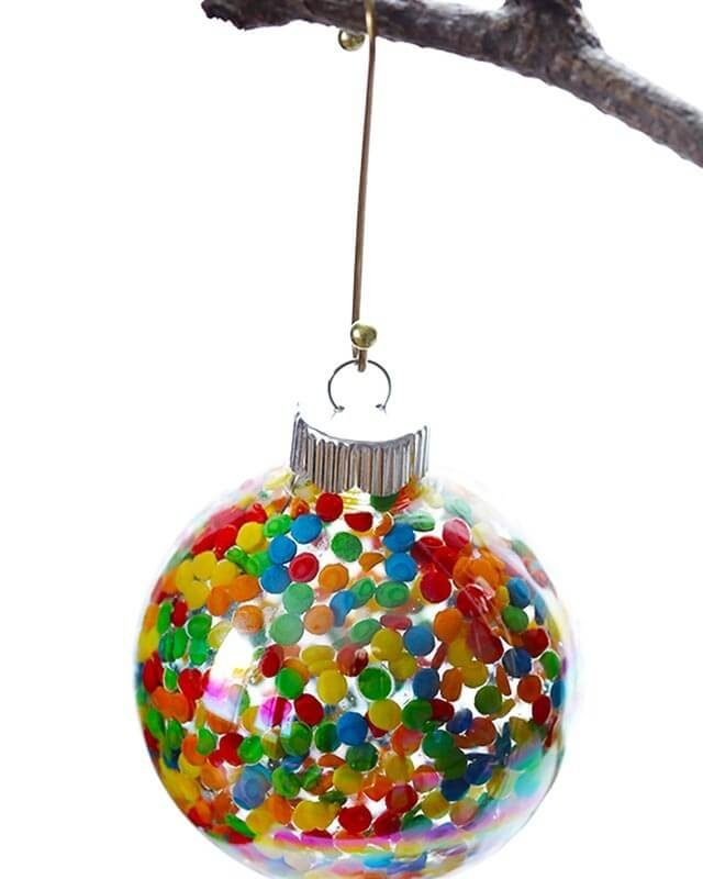 Diy Sprinkle Ornaments: DIY Christmas Ornaments To Hang On Your Tree