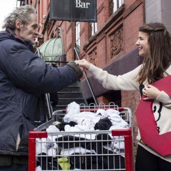How One Pair of Socks Led to a Movement That Helped 350,000 Homeless People