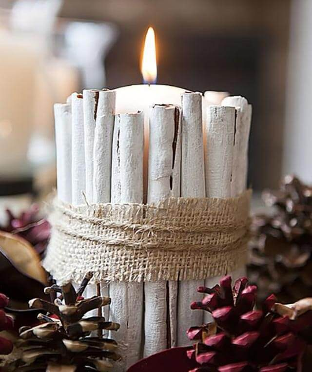 Festive Christmas Centerpieces You Can Put Together Last