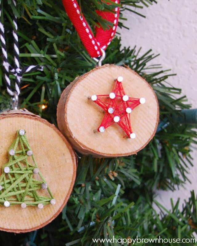 best loved fcb33 04fc0 DIY Christmas Ornaments to Hang on Your Tree | Reader's Digest
