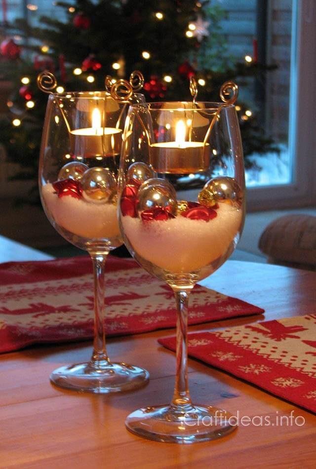 Craft Ideas For Christmas Centerpieces.Festive Christmas Centerpieces You Can Put Together Last