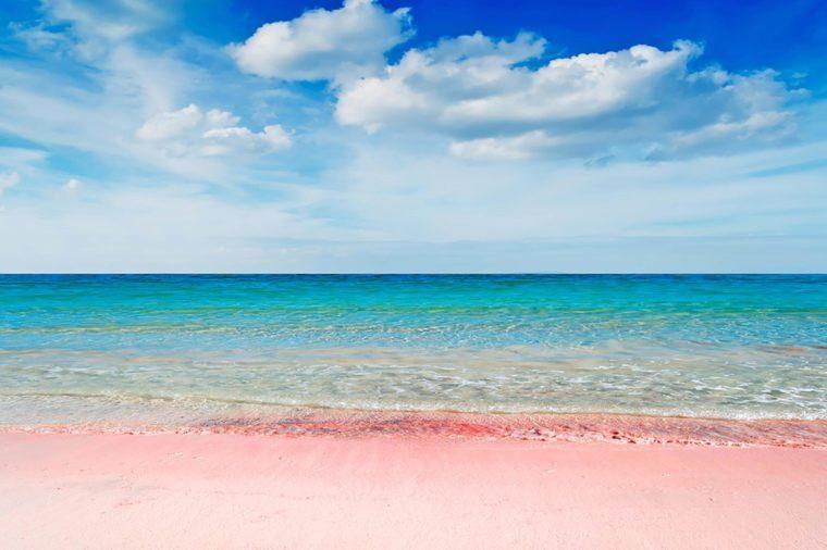 Pink-sand-beach