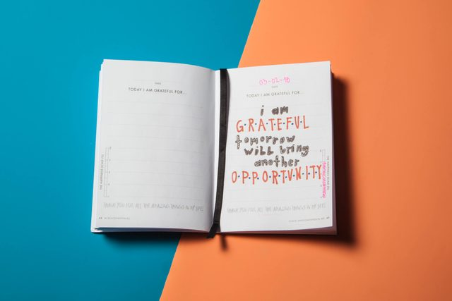 7 gratitude journal