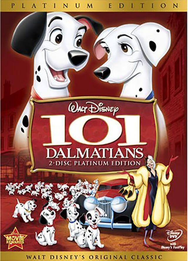 disney dog cartoon characters