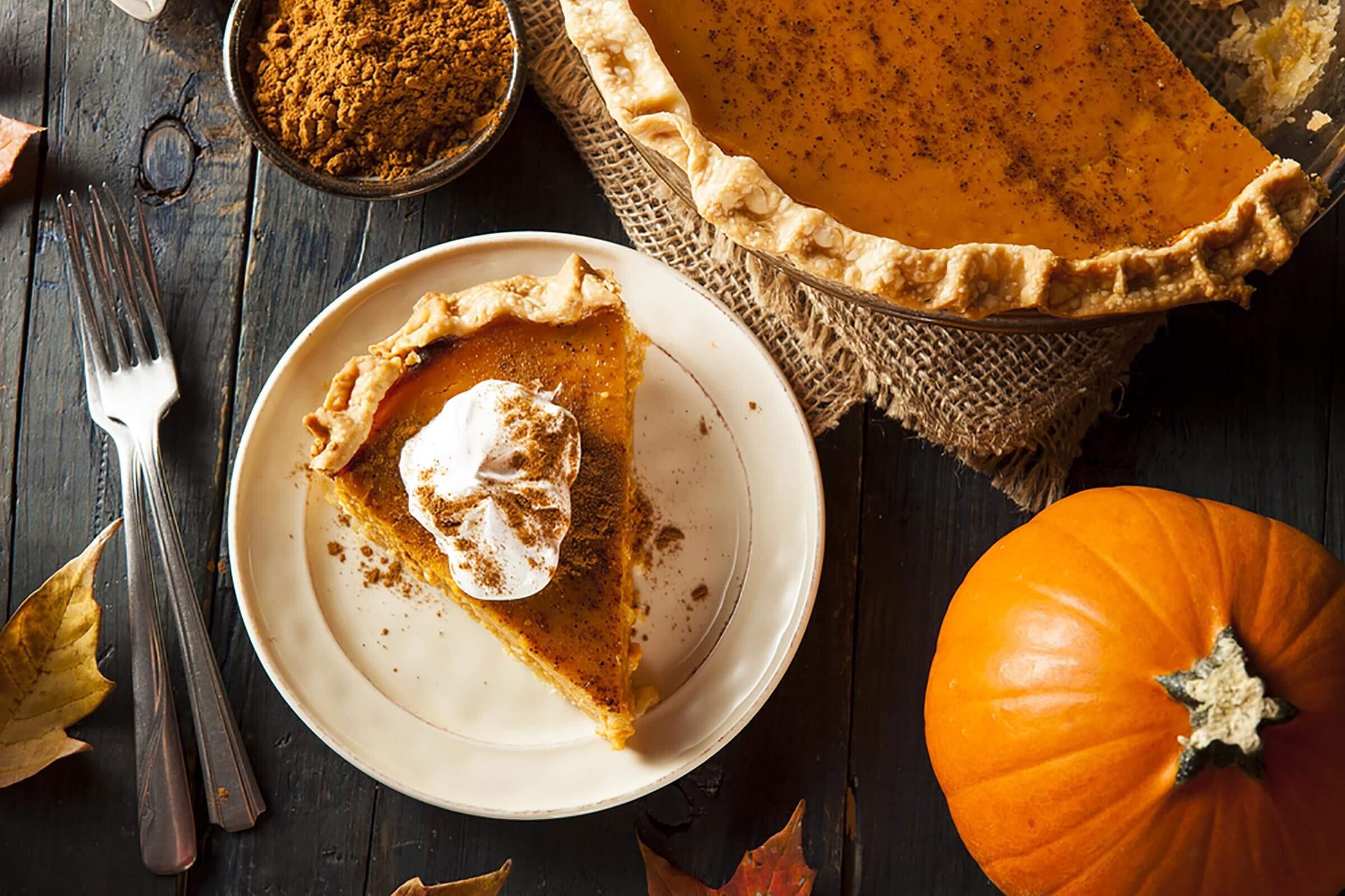 Pumpkin-pie