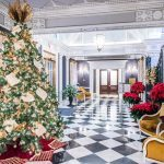 12 Charming Historic Hotels That Are Beautifully Decked Out for the Holidays