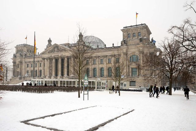 Reichstag-Germany