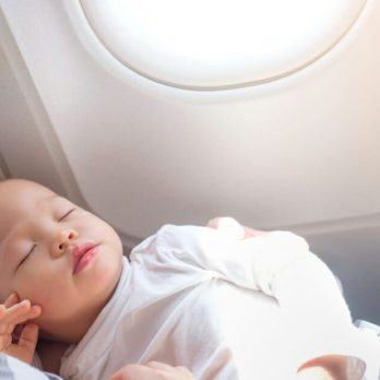 An Airline Just Gave a Baby Born on One of Its Flights Free Tickets for Life
