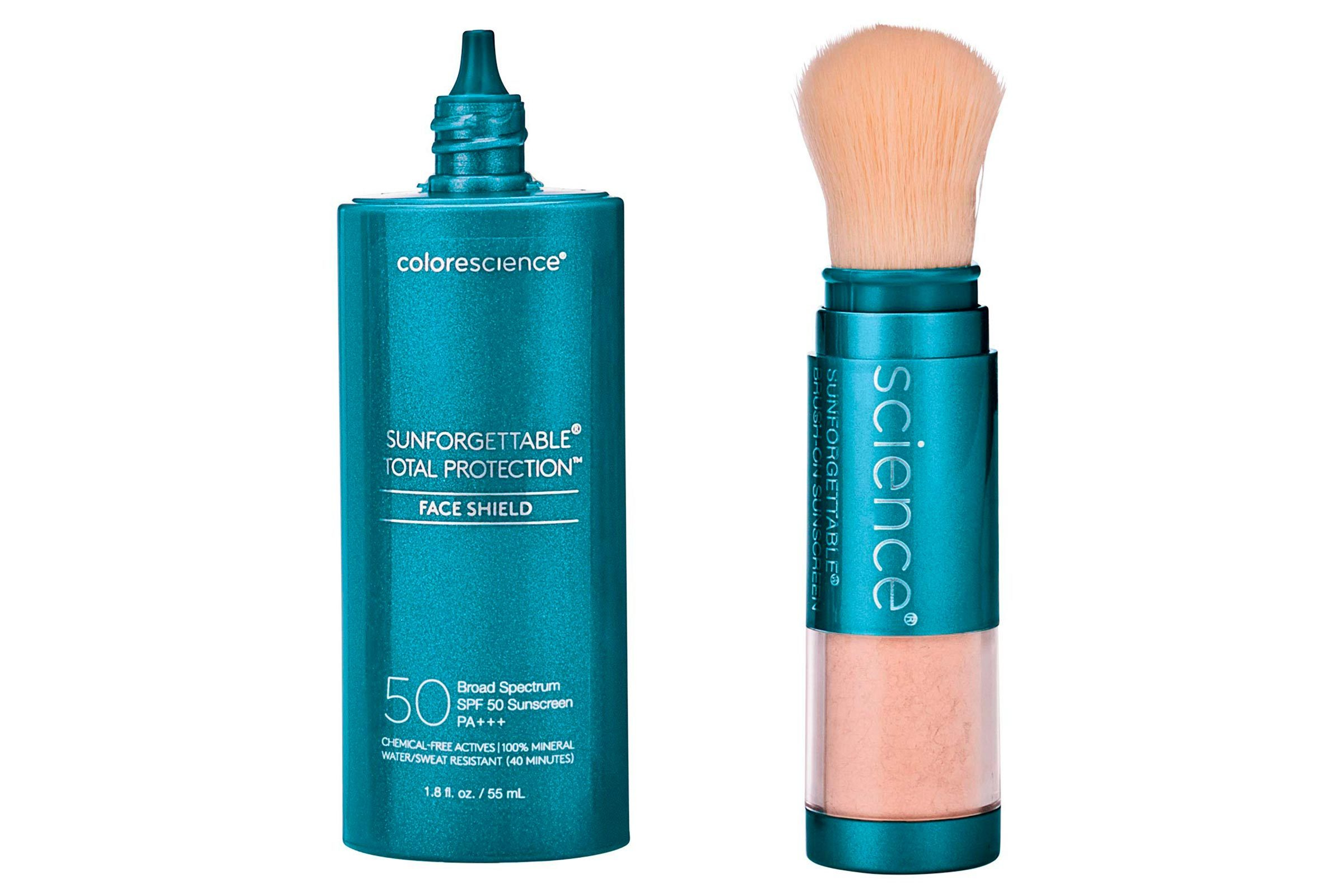 Colorscience sun protection duo