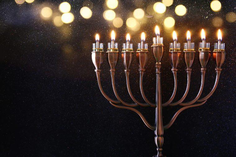 Hanukkah celebrated with National Menorah lighting on White House Ellipse