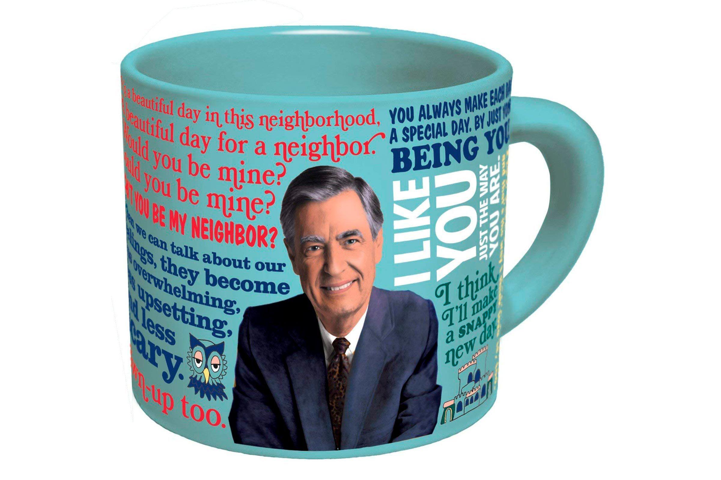 Mr. Rogers Mug