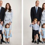 Prince William and Kate Have Released Their Christmas Card—and It's Fantastic