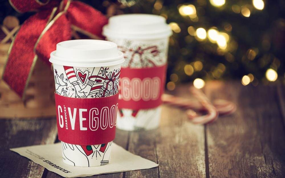Starbucks Is Giving Away $1 Million in Gift Cards—Here's How to Get One