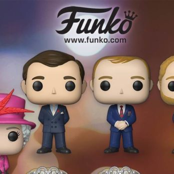 The Royal Family Is Being Turned Into These Popular Toys