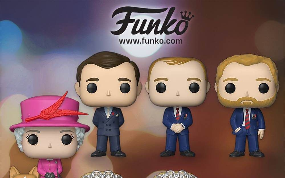 The Royal Family Is Being Turned Into Funko Dolls Reader