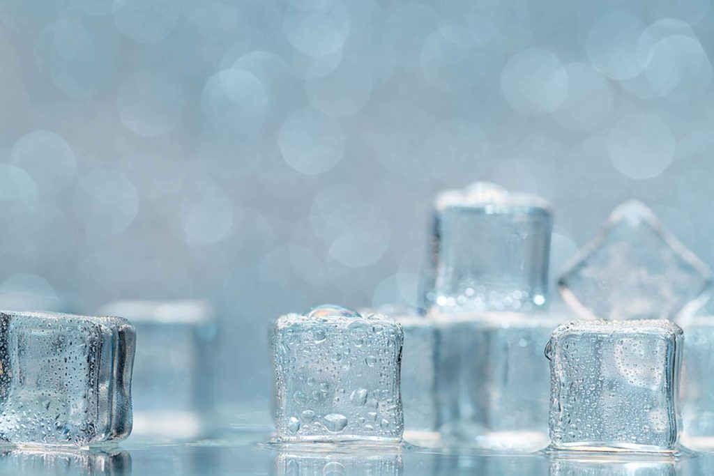 This Easy Ice Cube Hack Will Remove All The Wrinkles From Your