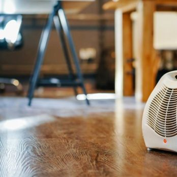 This Is the One Place You Should Never Plug in a Space Heater