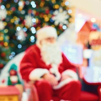 Yes, There's Actually a College for Mall Santas