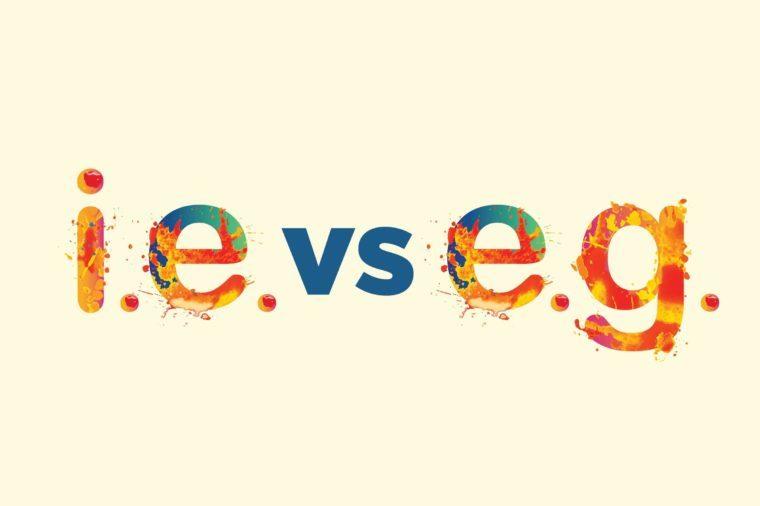 ie vs eg