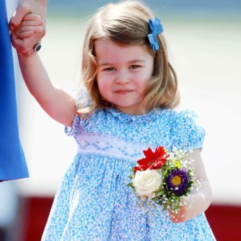 Here's Where Princess Charlotte Will Be Attending Nursery School in 2018