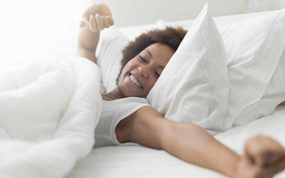 via0.com - Wake Up Better With This Short Bedtime Routine