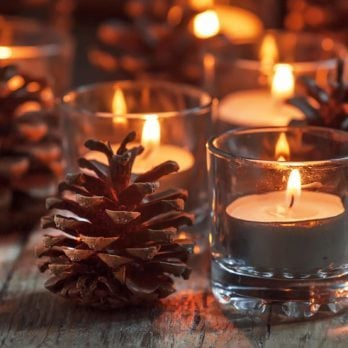Your Favorite Holiday Candle Could Be Making You Sick—Here's How