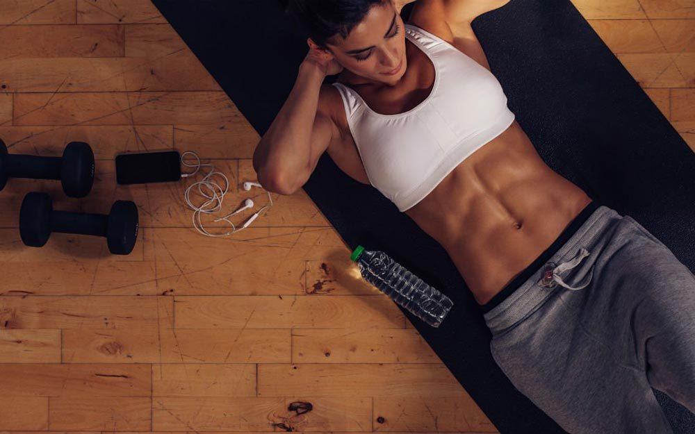 via0.com - How to Get Abs: Top Myths About Abs