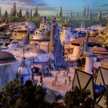 The Best Disney Attractions for Star Wars' Fans