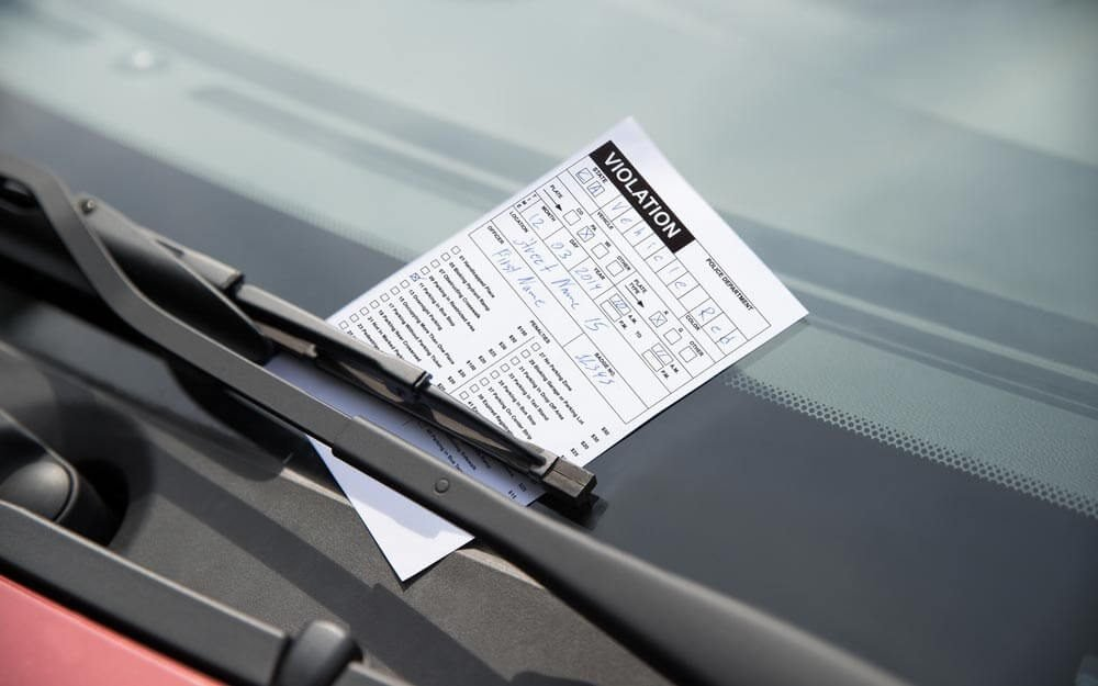 Parking-ticket
