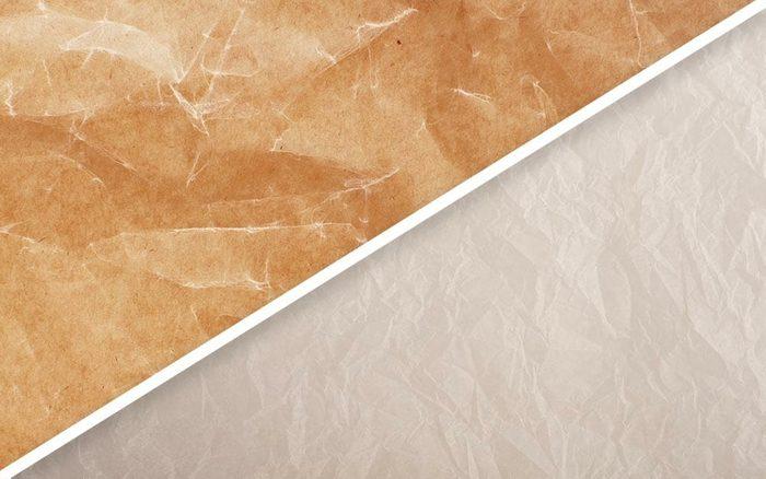 Parchment-wax-paper